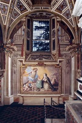 Certosa di Pavia, Santa Caterina (2)