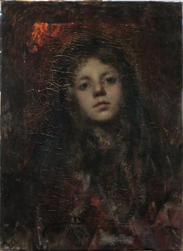 Emilio Longoni, Gaetanina