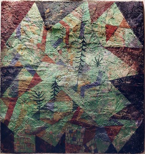 Klee-Wald-Bau-luce-radente