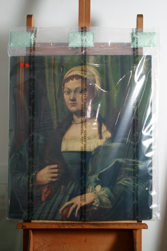 Giulio Romano, Anossia antitarlo