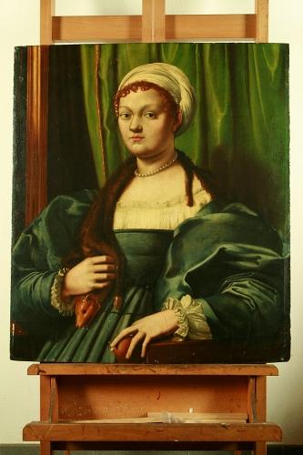Giulio Romano, Prima del restauro